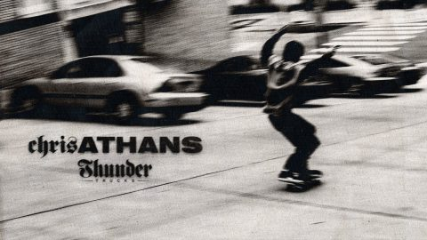 Chris Athans' Thunder Part | Thunder Trucks