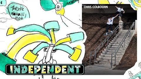 Chris Colbourn Battle Into The Night | Behind The Ad | Independent Trucks
