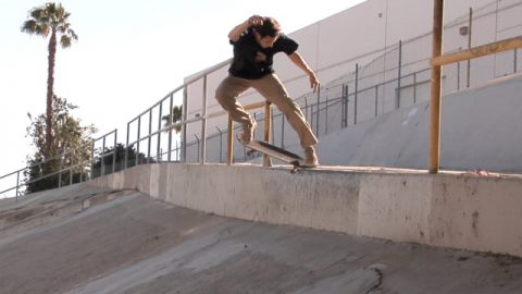 Chris Colbourn Commercial | Bones Bearings