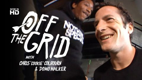 Chris Colbourn & Dominick Walker - Off The Grid - The Berrics
