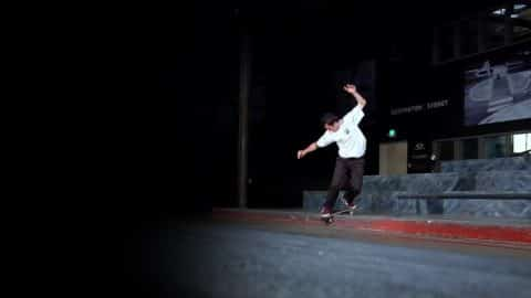 Chris Colbourn - Freedom Of Choice - The Berrics