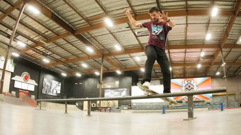 Chris Cole - He Could Go All The Way - The Berrics