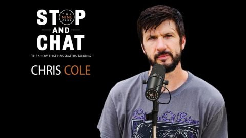 Chris Cole - Stop And Chat | The Nine Club With Chris Roberts | The Nine Club