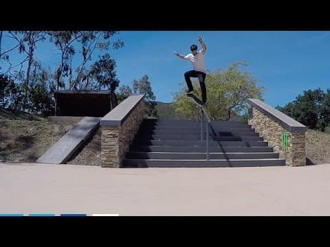 Chris Cole - The Loneliest Number | GoPro - The Berrics