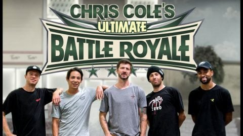 Chris Cole's First Ever Ultimate Battle Royale | The Berrics