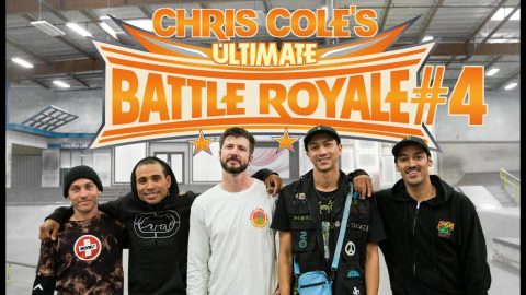 Chris Cole's Ultimate Battle Royale #4 | The Berrics