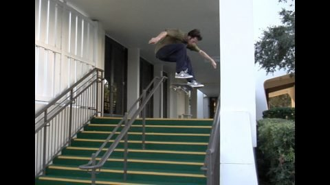 "Chris ""Cookie"" Colbourn fs Shuv Raw Cut 