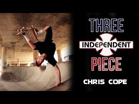 Chris Cope: 3-Piece | Independent Trucks - Independent Trucks