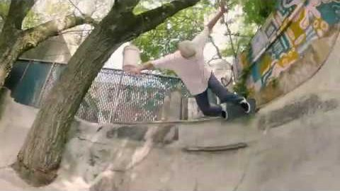 Chris Cope: Blow'n Up The Spot | Backyard Playland | Independent Trucks
