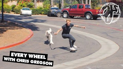 Chris Gregson Rolls on EVERY Wheel | OJ Wheels | OJ Wheels