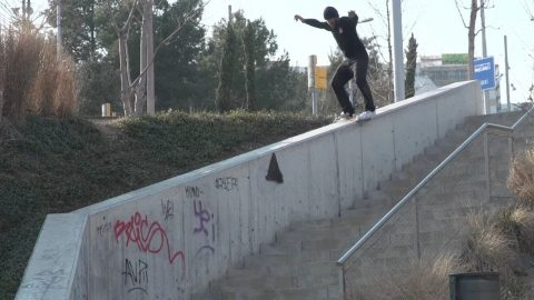 "Chris Haslam's ""Sterling Golden"" Part 