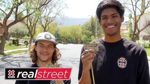 Chris Joslin and Devin Lopez win Real Street 2018 bronze   World of X Games - X Games