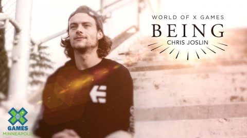 Chris Joslin: BEING | X Games Minneapolis 2019 | X Games