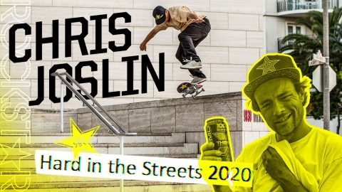 Chris Joslin | Hard in the Streets 2020 | Rockstar Energy