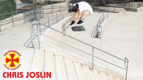 a4663ebf1c1 Chris Joslin  Independent Trucks Commercial