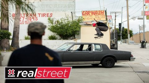Chris Joslin: Real Street 2018 | World of X Games - X Games