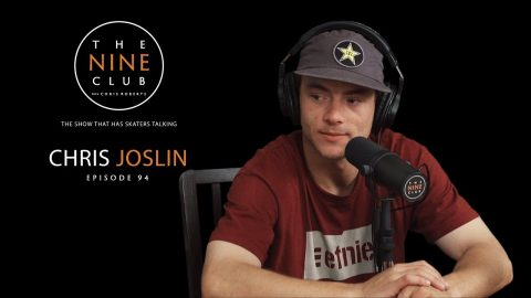 Chris Joslin | The Nine Club With Chris Roberts - Episode 94 - The Nine Club