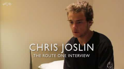 Chris Joslin: The Route One Interview