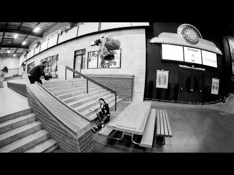 Chris Joslin's 21-Foot Backside Flip - The Berrics