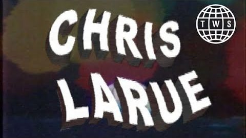 Chris Larue, It Came From Lurkville Part | TransWorld SKATEboarding