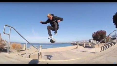 Chris Massie Krux ~ Actual Skateboarding | Krux Trucks