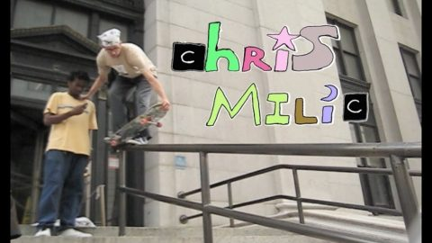 Chris Milic Killer Skaters 2 | Frog Skateboards