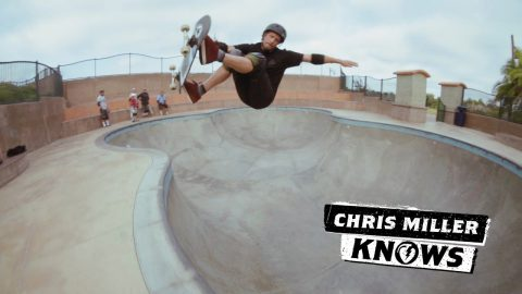 Chris Miller Knows - Thunder Trucks
