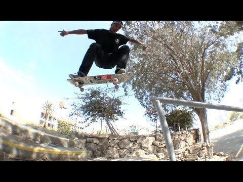 Chris Pierre Gap To Rail Raw Uncut - E. Clavel