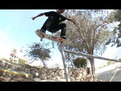 Chris Pierre Raw Footage - E. Clavel