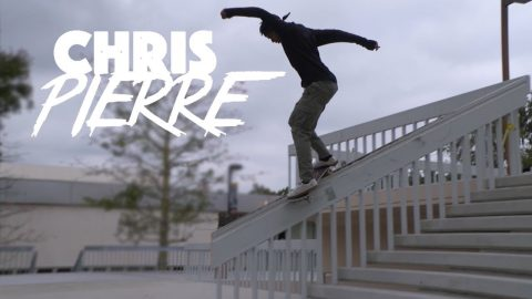 Chris Pierre Teaser
