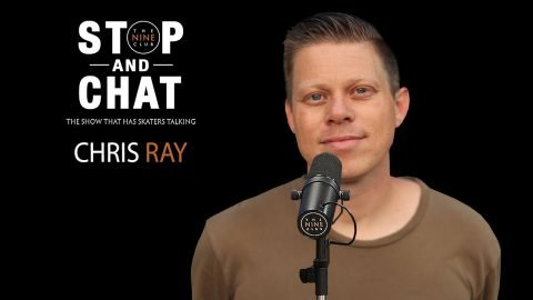 Chris Ray - Stop And Chat | The Nine Club With Chris Roberts | The Nine Club