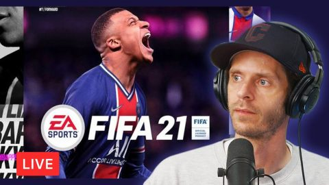 Chris Roberts LIVE! - FIFA 21 • Champions League | Chris Roberts