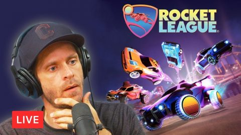 Chris Roberts LIVE! - Gettin Down In Rocket League | Chris Roberts