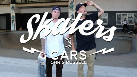 Chris Russell: Skaters In Cars | World of X Games | X Games