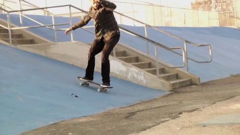 Chris Troy Killing It! - Black Label Skateboards