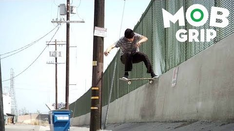 Chris Wimer: Beast in the Streets | MOB Grip | Mob Grip