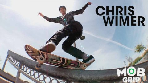 Chris Wimer: Poods Park | The Grippiest | Mob Grip