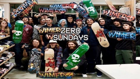 Chris Wimer turns PRO | Zero Sundays ep 15 | Zero Skateboards