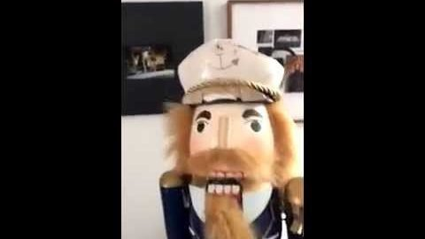 Chuck the Sailor goes to Prods Park | Mike Mo Capaldi