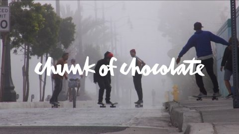 Chunk Of Chocolate: South Bay - crailtap