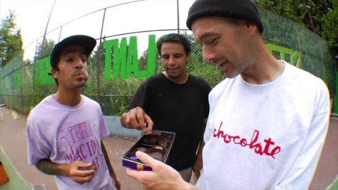 Chunk of Chocolate: Vancouver | Chocolate Skateboards | crailtap