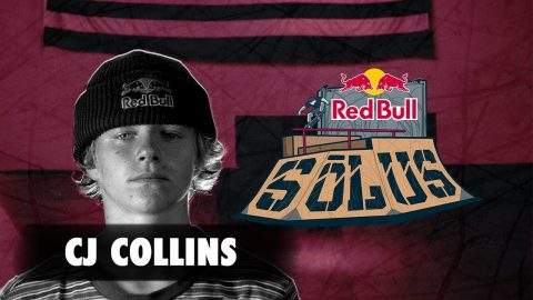 CJ Collins  |  Red Bull SŌLUS Entry | Red Bull Skateboarding
