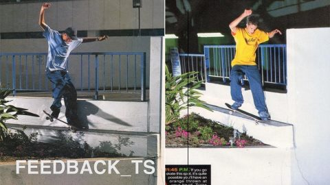Classic Early 2000's Skate Story With Ted Barrow - TransWorld SKATEboarding