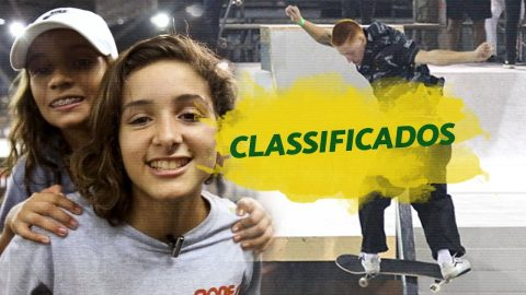 CLASSIFICADOS PARA SEMIFINAL DO STREET LEAGUE SP | CBSk Skate