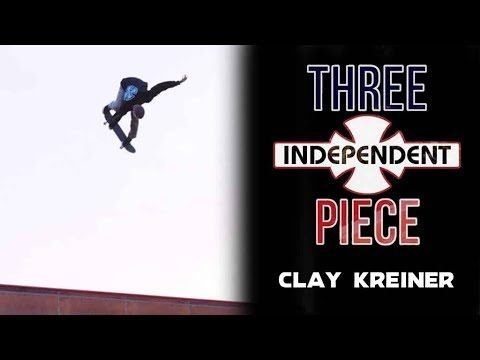 Clay Kreiner: 3-Piece | Independent Trucks - Independent Trucks