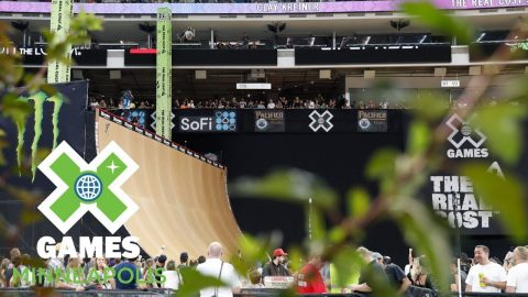 Clay Kreiner wins Skateboard Big Air silver | X Games Minneapolis 2018 | X Games