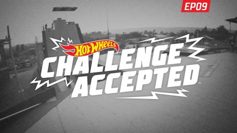 Clear the Mini Mega Gap - Hot Wheels Challenge Accepted | Woodward Camp