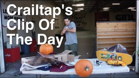 Clip Of The Day: Halloween Special - crailtap