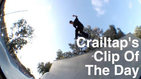 Clip Of The Day: Simon & Friends At Peck - crailtap