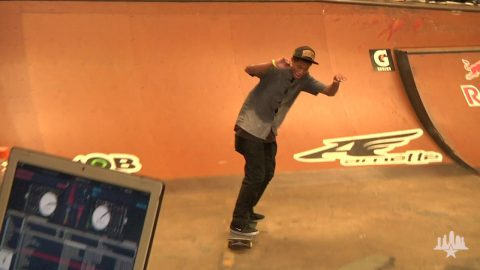 Clips From The Moat: Ishod Wair | Skatepark of Tampa